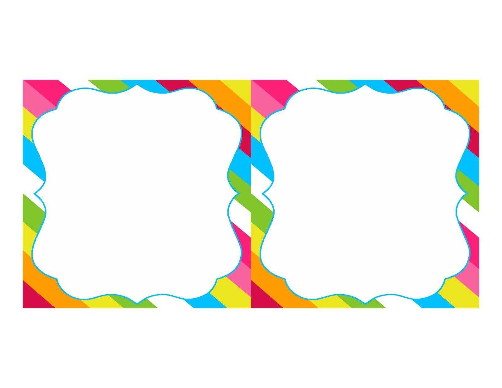 Diy Design Den Free Candyland Themed Party Printables
