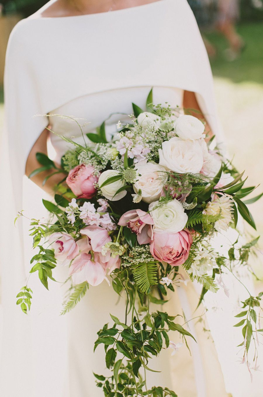 Private Estate Wedding Bouquet By Minka Flowers In Kennebunkport Maine Wedding Flowers Loverly Weddings Floral Wreath