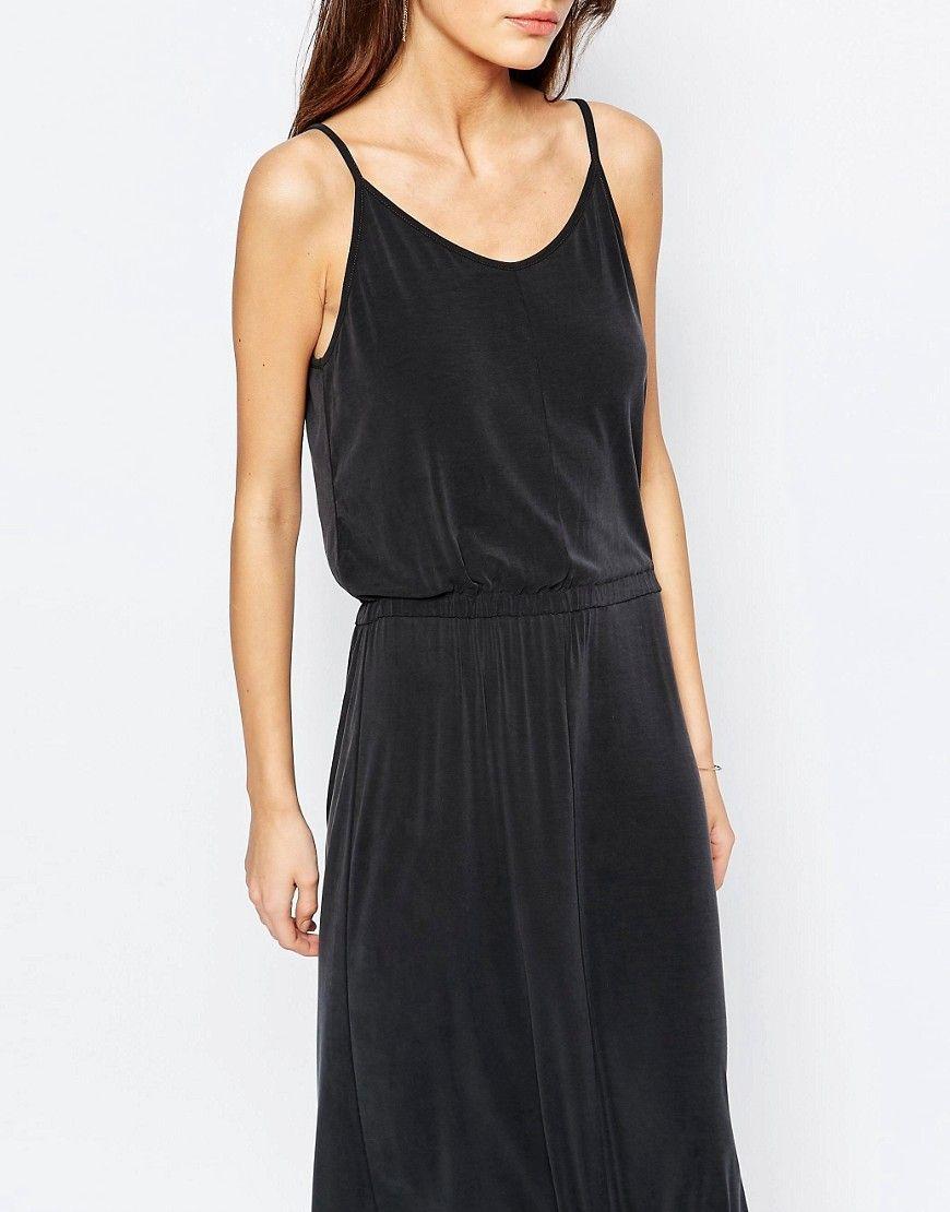 Selected Renata Maxi Dress In Cupro At Asos Com Dresses Maxi Dress Maxi