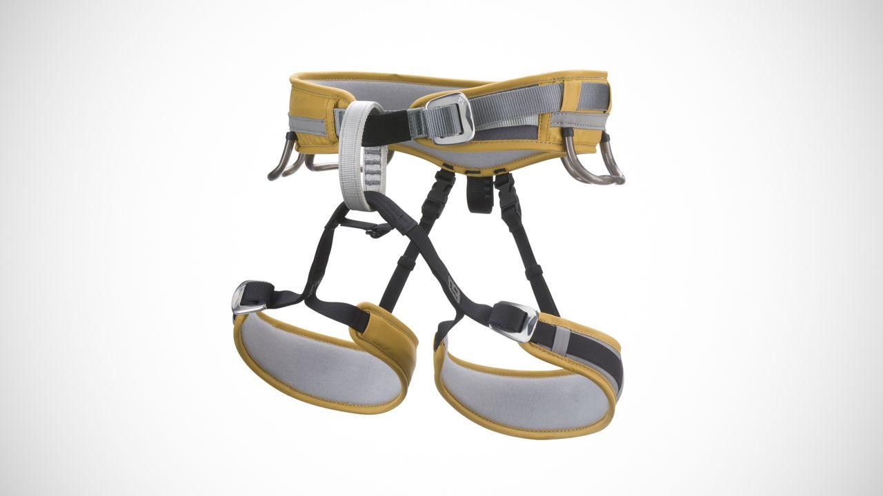 Black Diamond Klettergurt Review : Black diamond momentum al climbing harness review gear