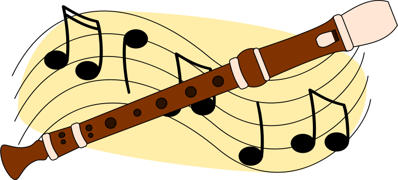Recorder and music | Music for kids, Music clipart, Recorder songs