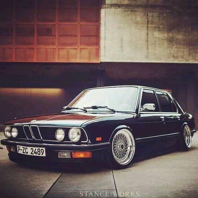 bmw e28 5 series classic classic bimmers custom pinterest bmw wheels and cars. Black Bedroom Furniture Sets. Home Design Ideas