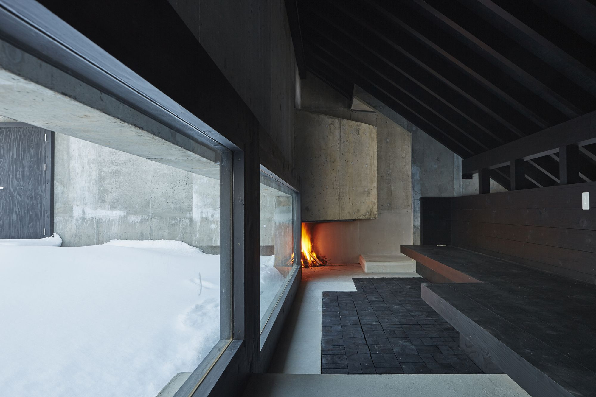 Inverted House / The Oslo School of Architecture and Design + Kengo ...