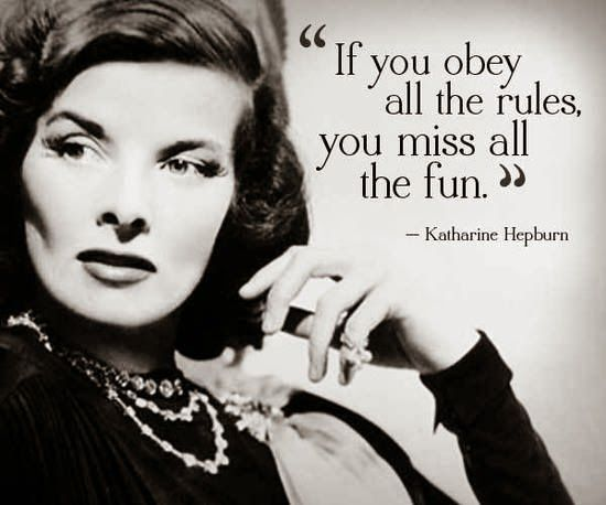 Quotes By Kathleen Hepburn