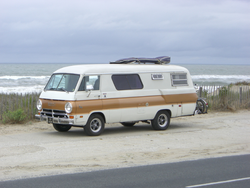 3543d619cc9 Cool Dodge Xplorer camper van | Super Cool RVs & Travel Trailers ...