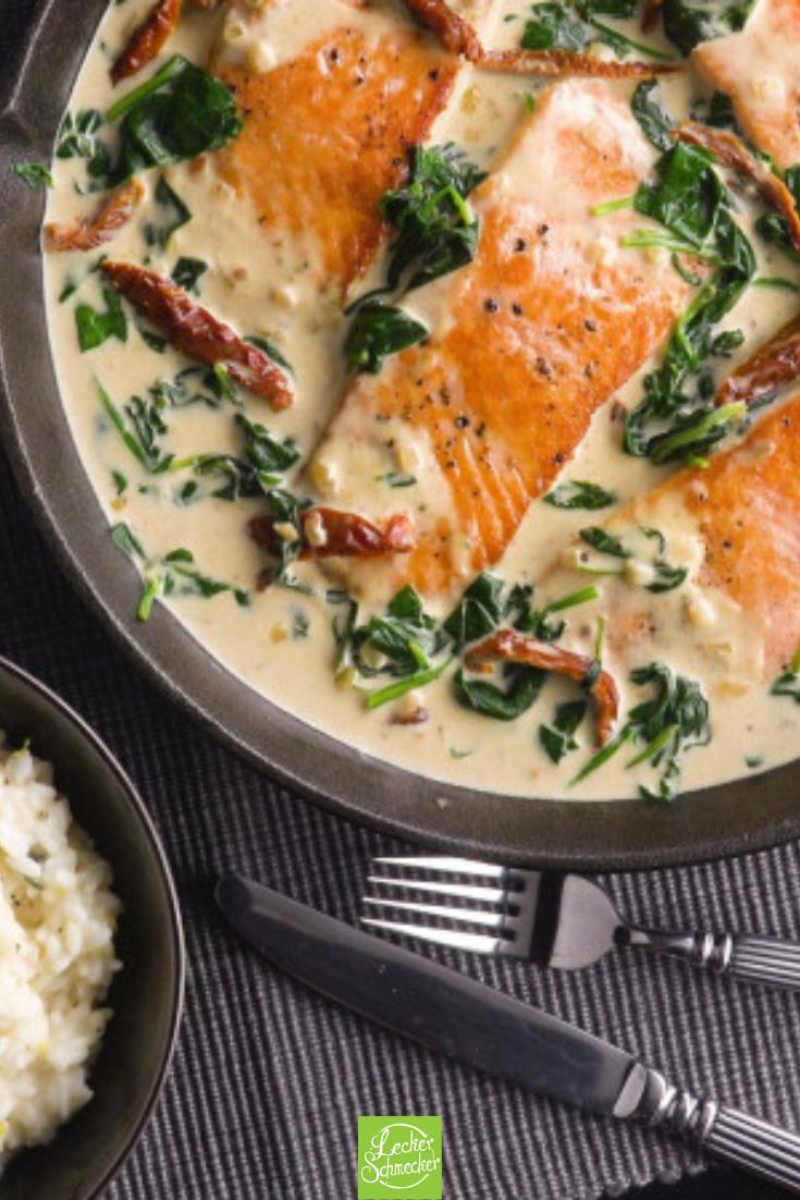 Feines Abendessen für zwei: Der Fisch war nie besser! #fischrezepte