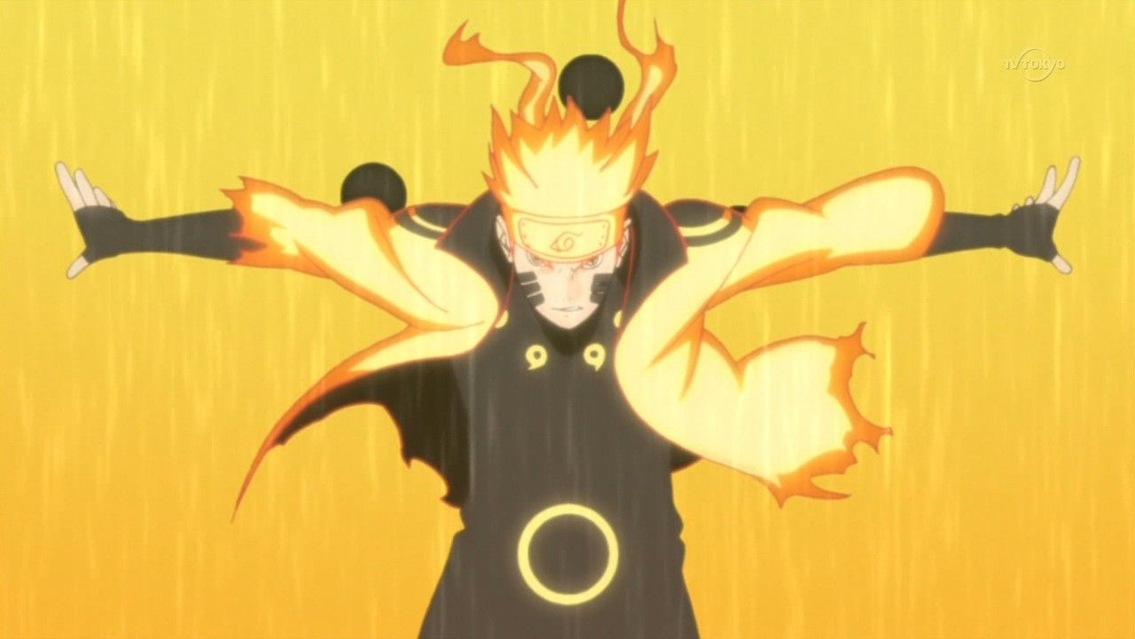 Six Paths Sage Mode With Images Naruto Wallpaper Naruto