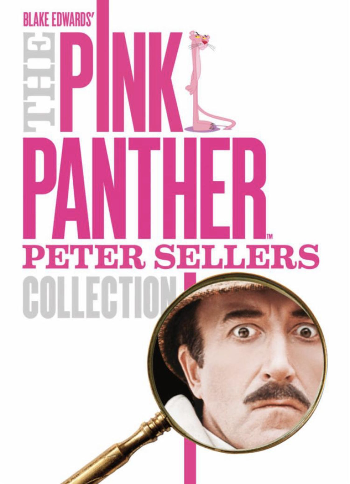 The Pink Panther Collection: Peter Sellers (Digital HD)