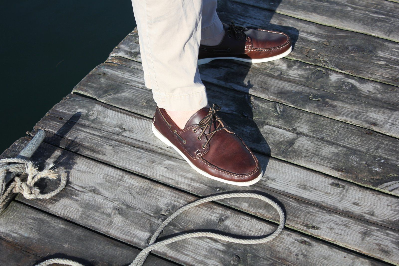 Salt Water New England: Boat Shoes