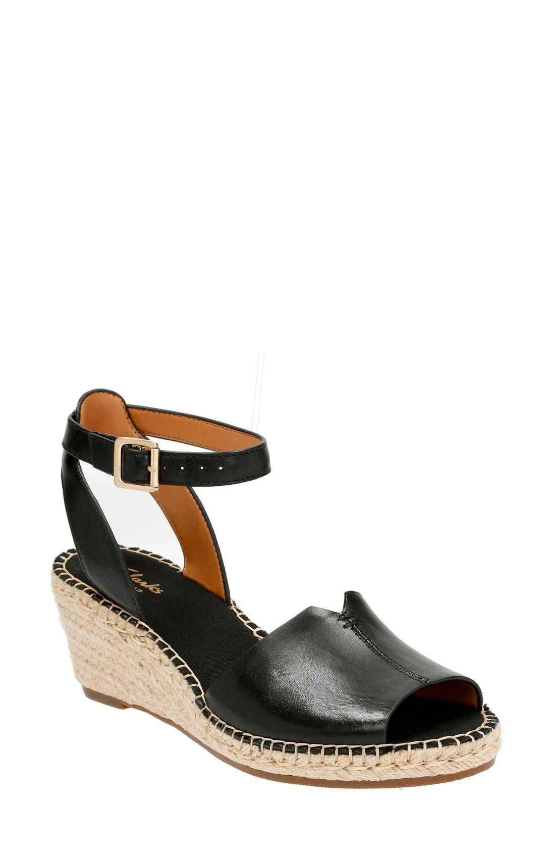 5c96fce23b7 Clarks 'Petrina Selma' Sandal (Women) Very comfy!   tiptoe   Shoes ...