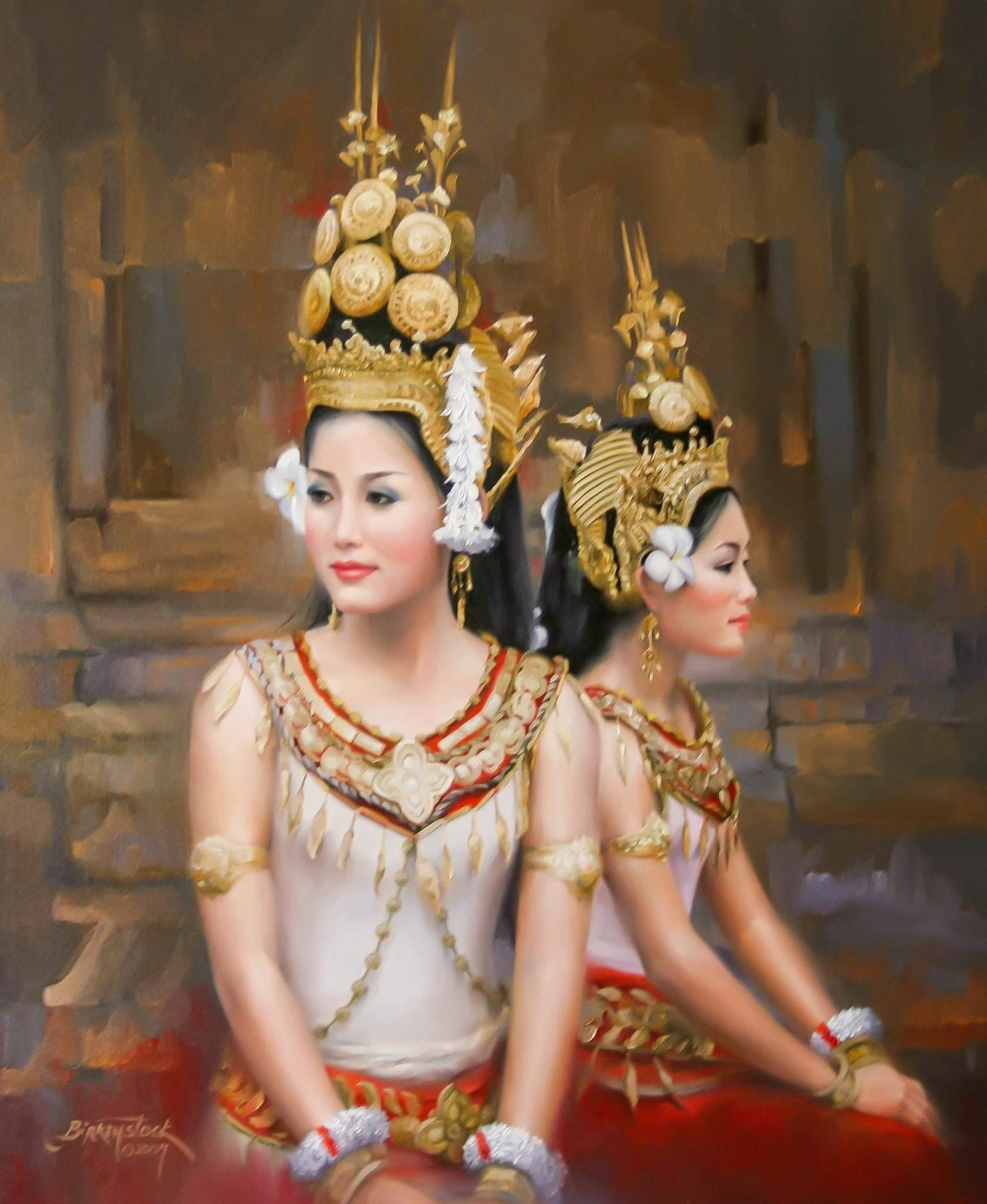 Pin by Kalyan Kim on APSARA OF CAMBODIA (With images ...