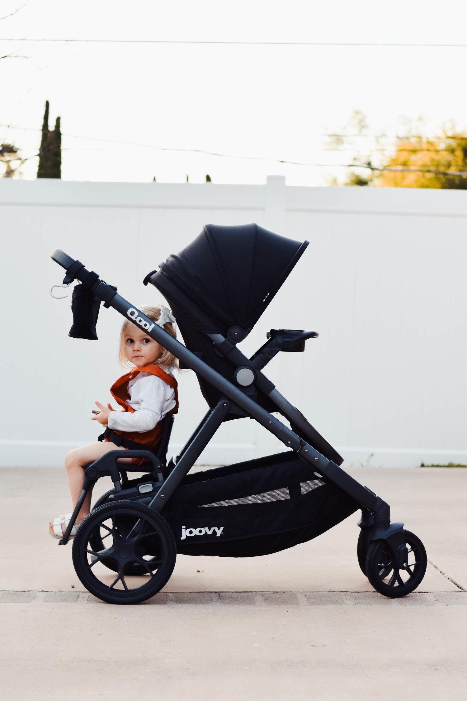 9 Reasons I love my Joovy Qool Stroller Mom Must Haves