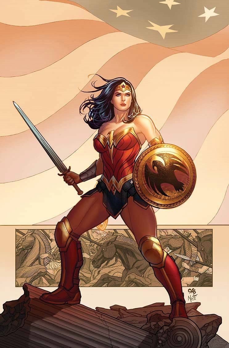 Wonder Woman 1 2016 Frank Cho Cover Variant Wonder Woman Art Wonder Woman Frank Cho
