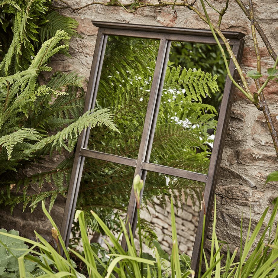 Garden mirror ideas to flood gardens with light in 2020