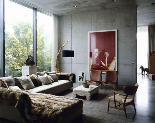 efektoreloaded:    Otro más de paredes rústicas.