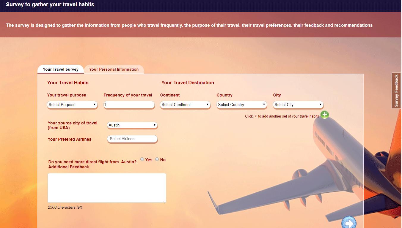 Online survey website Online surveys