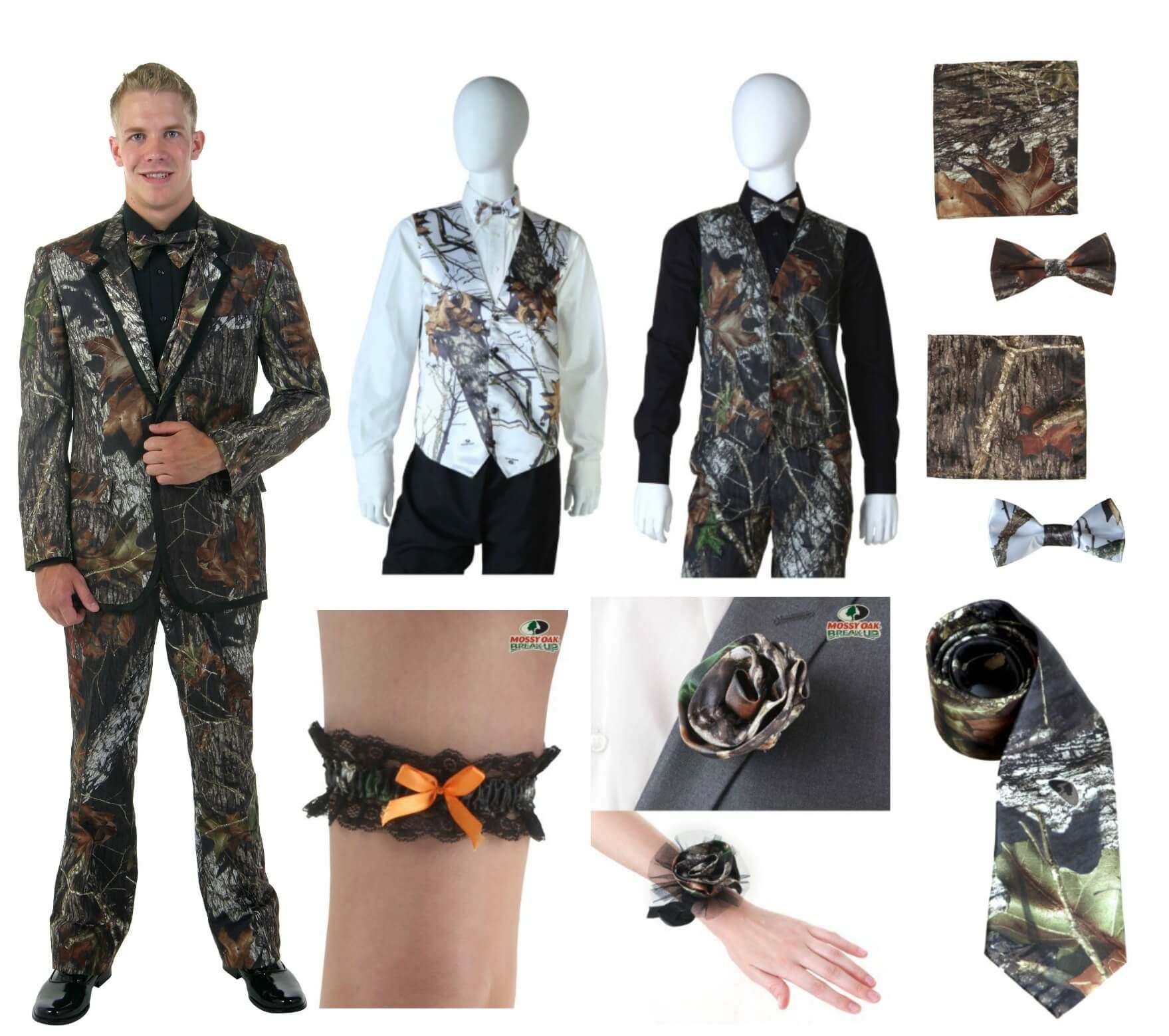Prom Suits and Tuxedos for Everyone! HalloweenCostumes
