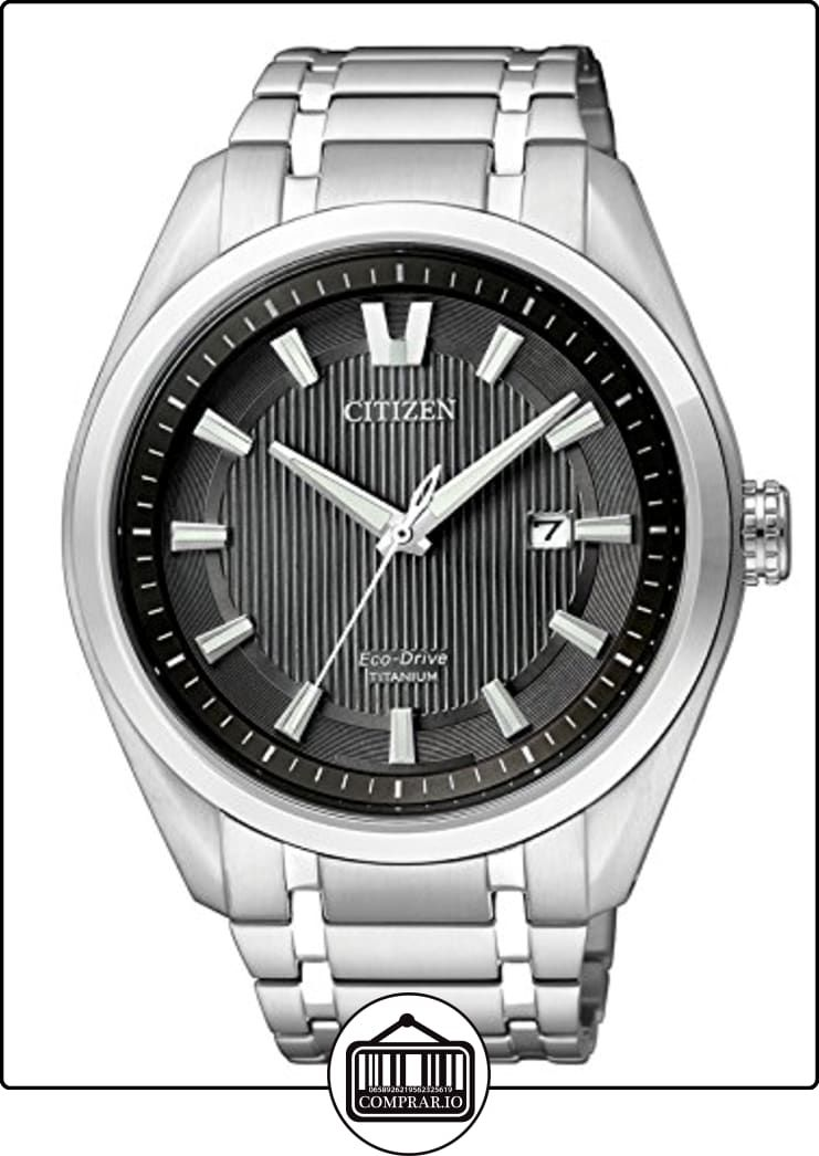 9c8786eba4e Citizen AW1240-57E - Reloj de cuarzo para hombre