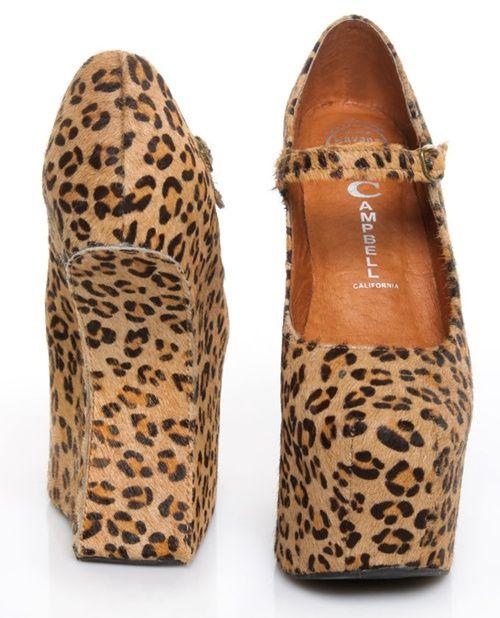 Night Walk Leopard