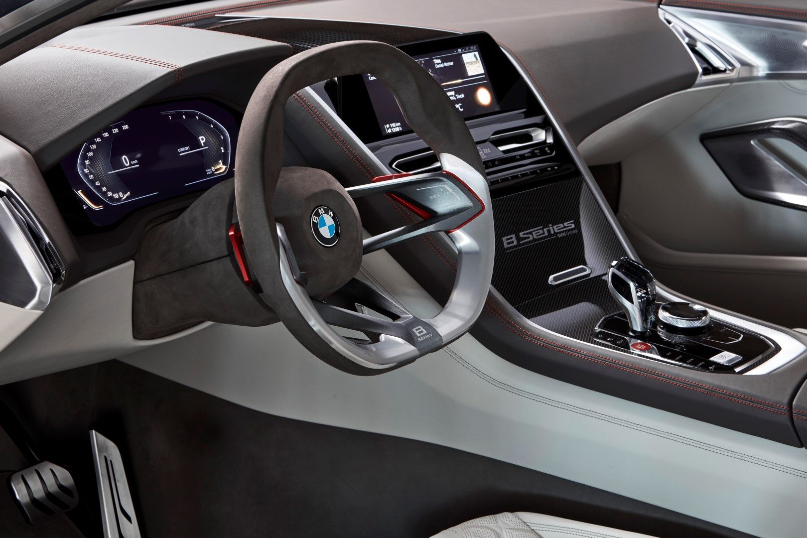 2017 Bmw Concept 8 Series A Concept For The 2018 Bmw M8 Series
