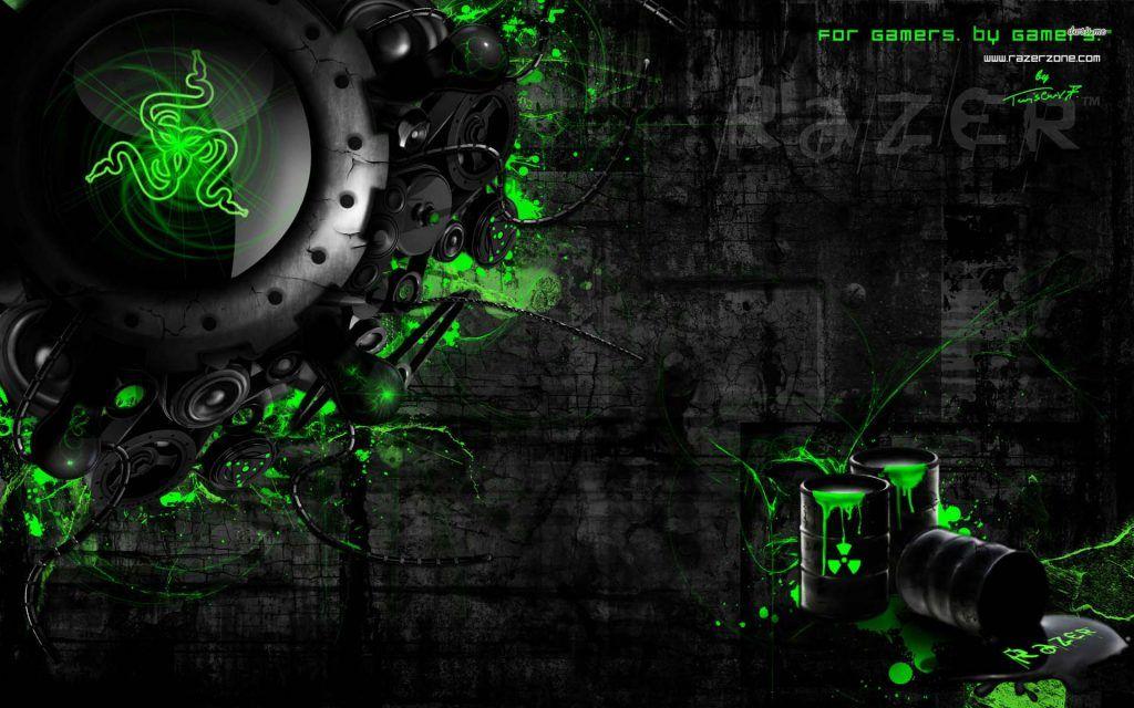 Razer Wallpaper Hd Razer Wallpaper11 1024x640 Papeis De Parede Papel De Parede Pc Papel De Parede Youtube