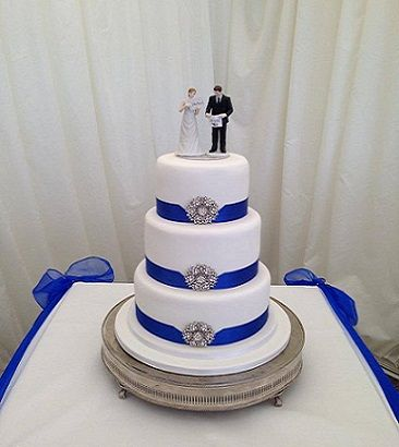 Traditional Wedding Cake Swansea Cake Pinterest Traditional - Wedding Cake Swansea