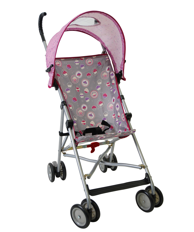 Umbrella Stroller with Canopy Sweet Treats Cosco Kids