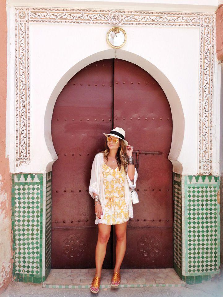 Get the look – Marrocos day 1! « Blog da Thássia