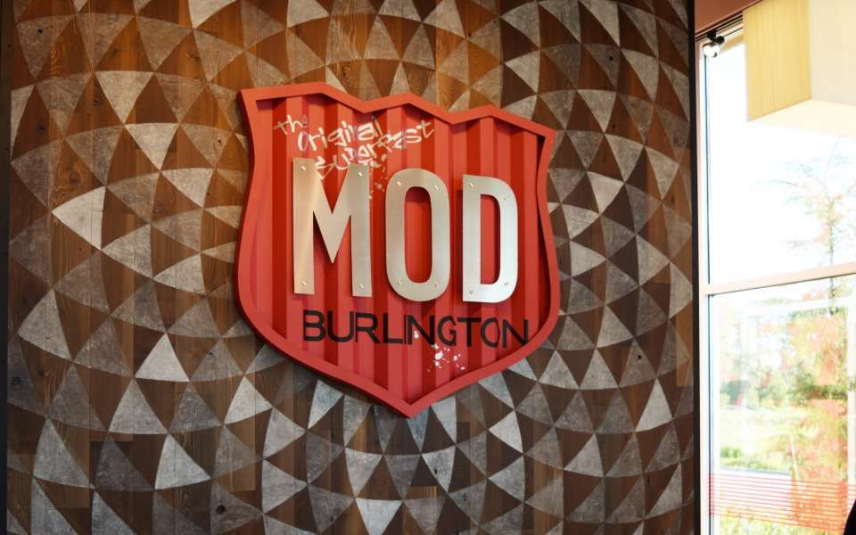 Image result for mod pizza logo Pizza logo