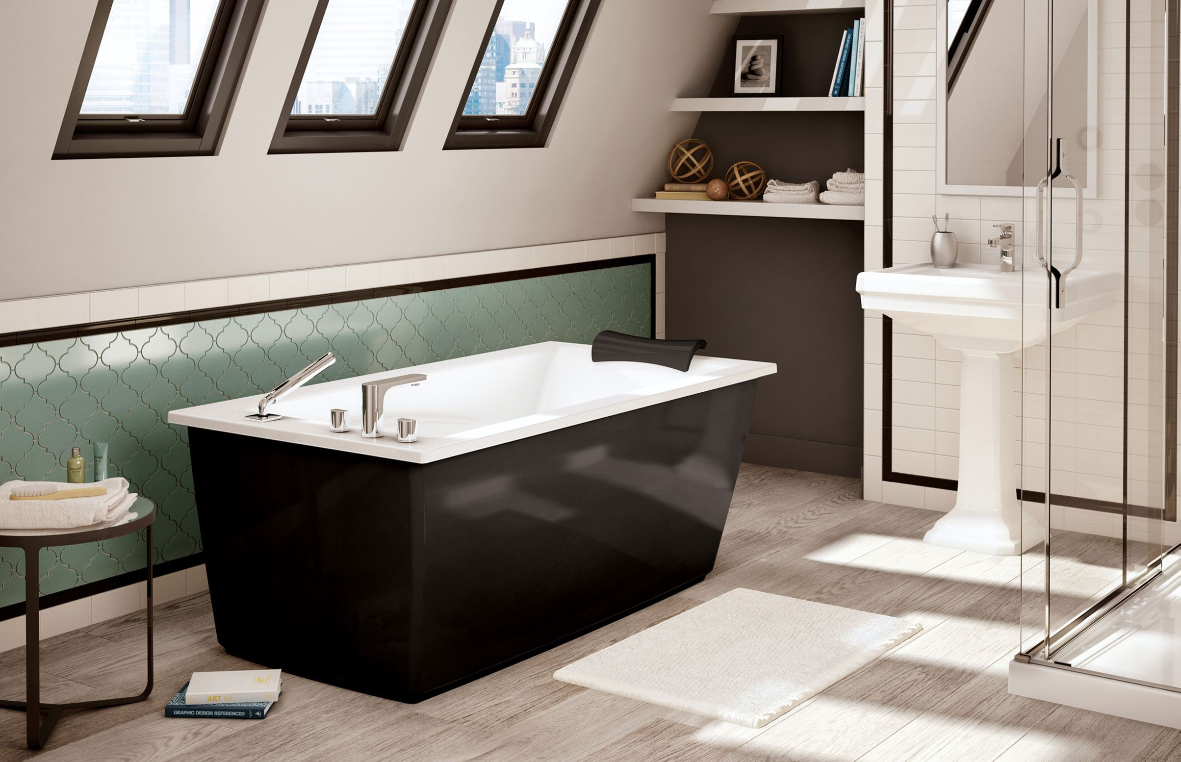 Looking for a #black #bathtub ? check our products for color your ...