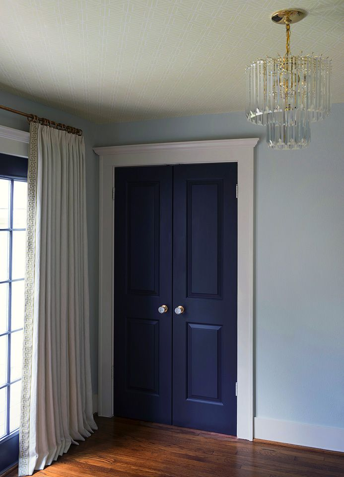 navy blue interior doors LOVE!! Portfolio  Pineridge street  Hallie Henley Design & navy blue interior doors LOVE!! Portfolio :: Pineridge street ...