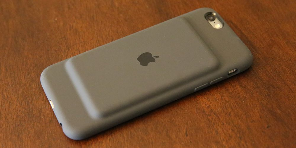 Review Weak Battery Aside Apple S Iphone 6s Smart Battery Case Isn T As Dumb As It Looks Fundas Para Iphone Iphone 8 Plus Iphone