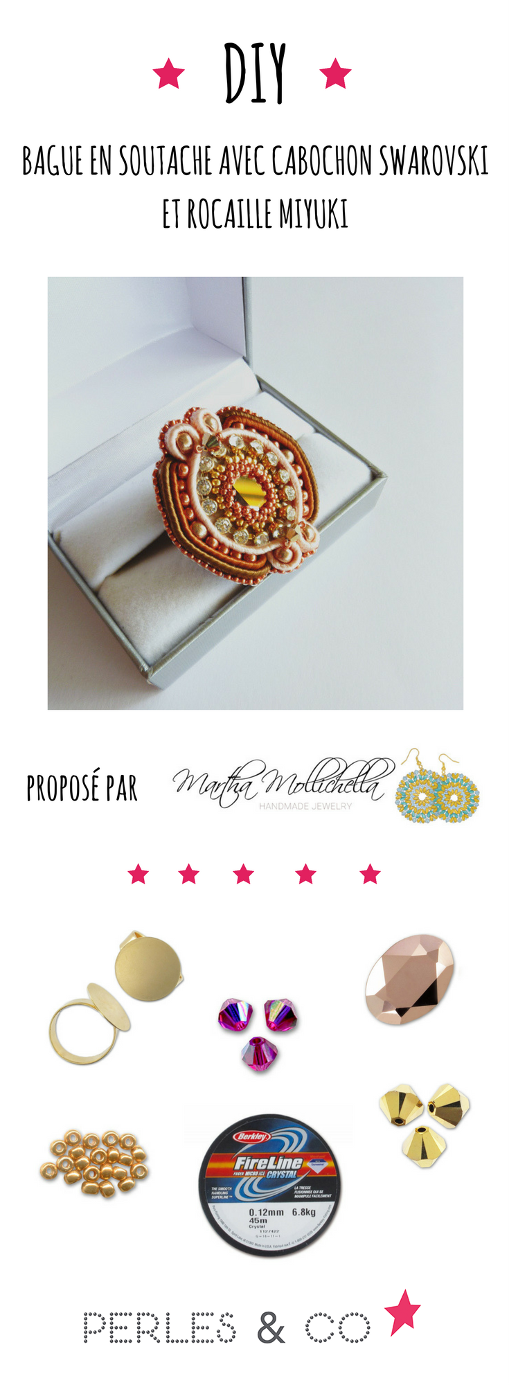 866409f07 Si vous aimez les bijoux élégants, découvrez ce tutoriel qui détaille pas à  pas la