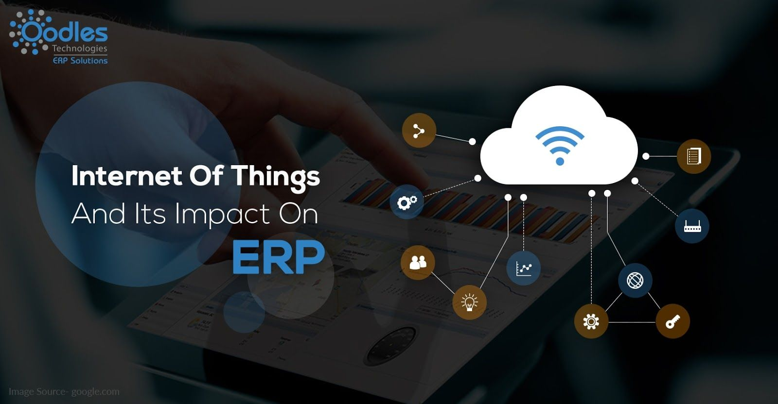 Internet Of Things And Its Impact On Enterprise Resource Planning Internet Task To Do Business Technology