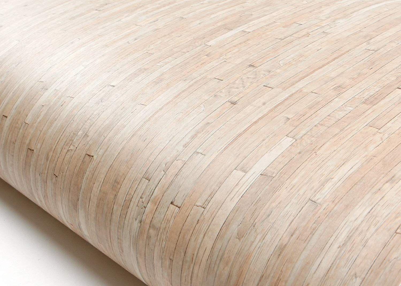 Roserosa Peel Stick Backsplash Bamboo Wood Textured Vinyl Contact Paper Self Adhesive Wallpaper Shelf Li Wallpaper Shelves Peel Stick Backsplash Wood Texture