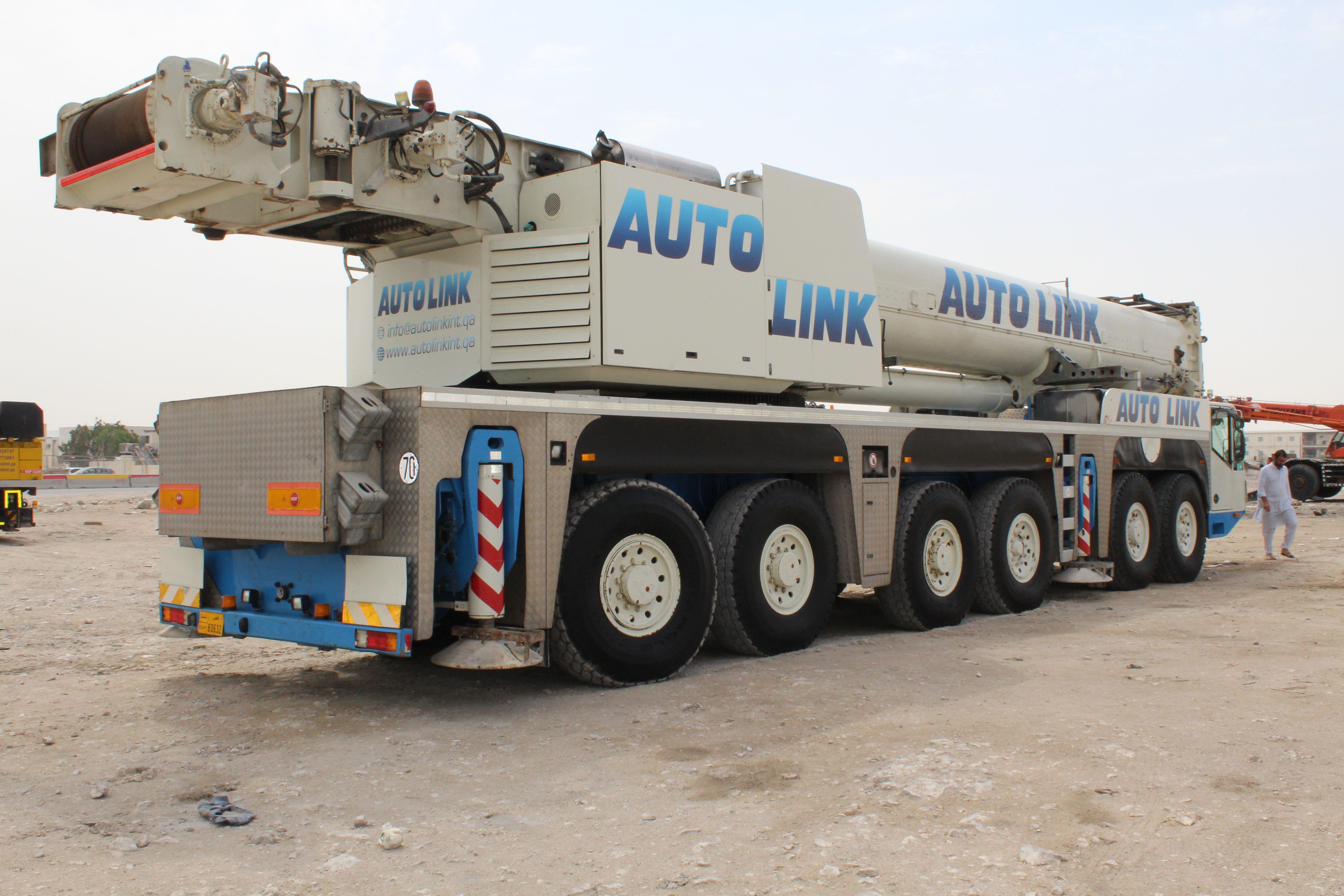 Auto Link International is one of the main multifunctional