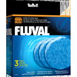 Fluval FX4//FX5//FX6 Phosphate Remover Pad 3 Pack