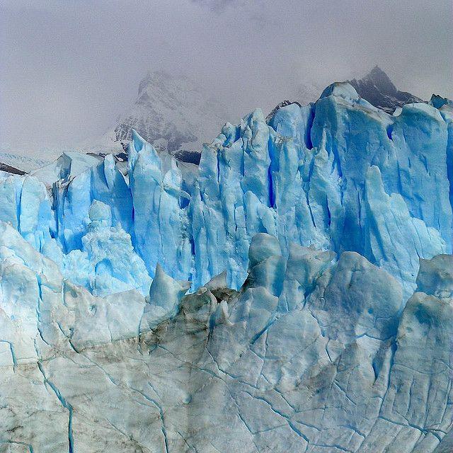 Glaciar  Glaciar Perito Moreno. Parque Nacional Los Glaciares Santa Cruz .Patagonia. Panorama : www.flickr.com/photos/32806287@N00/120297554/