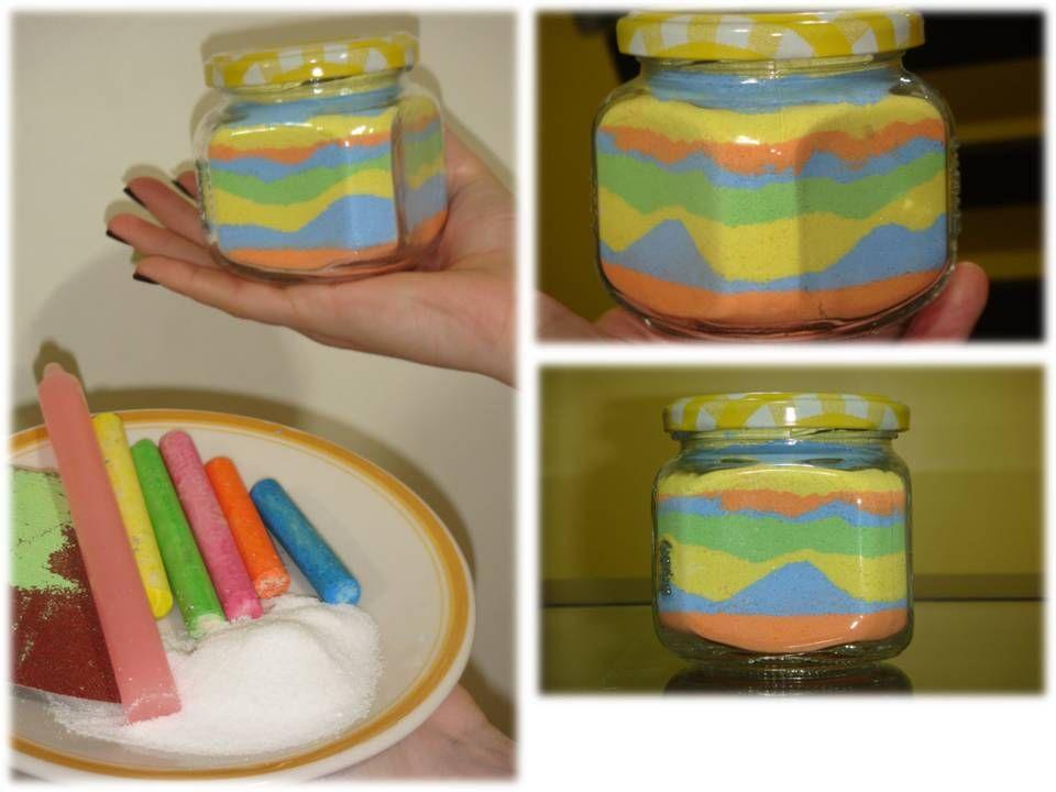Vidro colorido com giz de lousa Vasos, Decorar com, Como