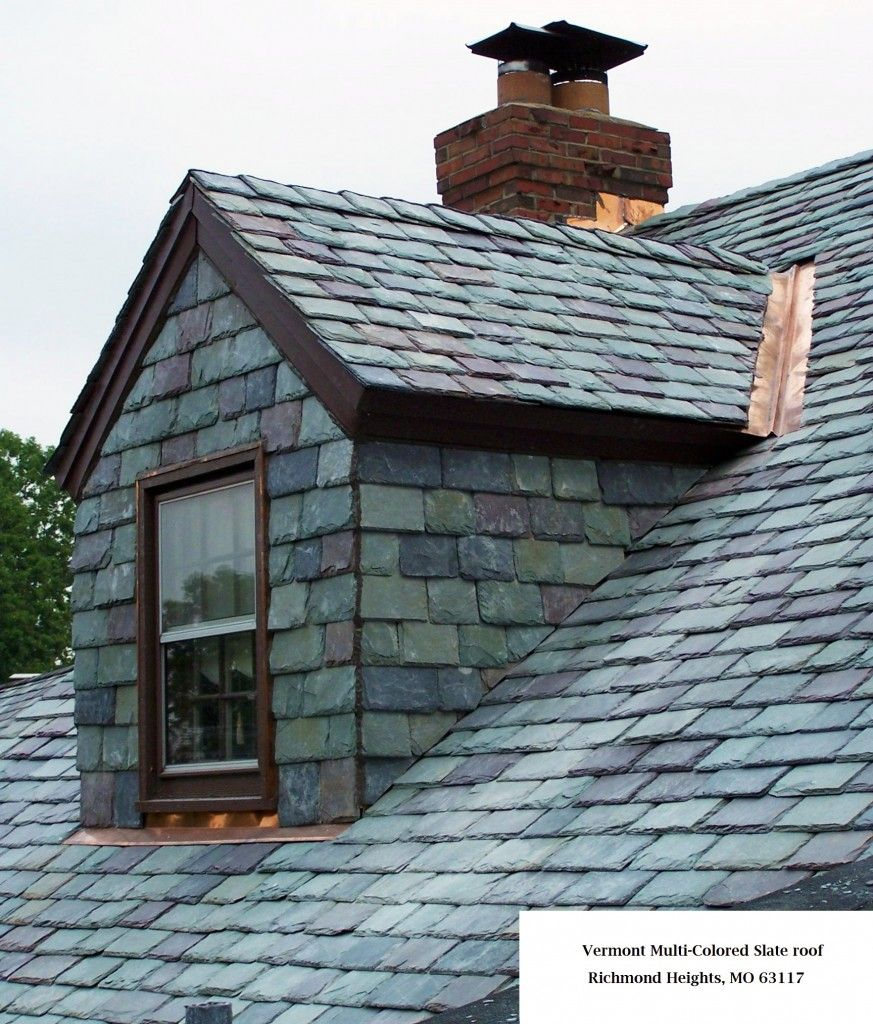 Best Vermont Slate In 2019 Roof Architecture Roof Tiles 400 x 300
