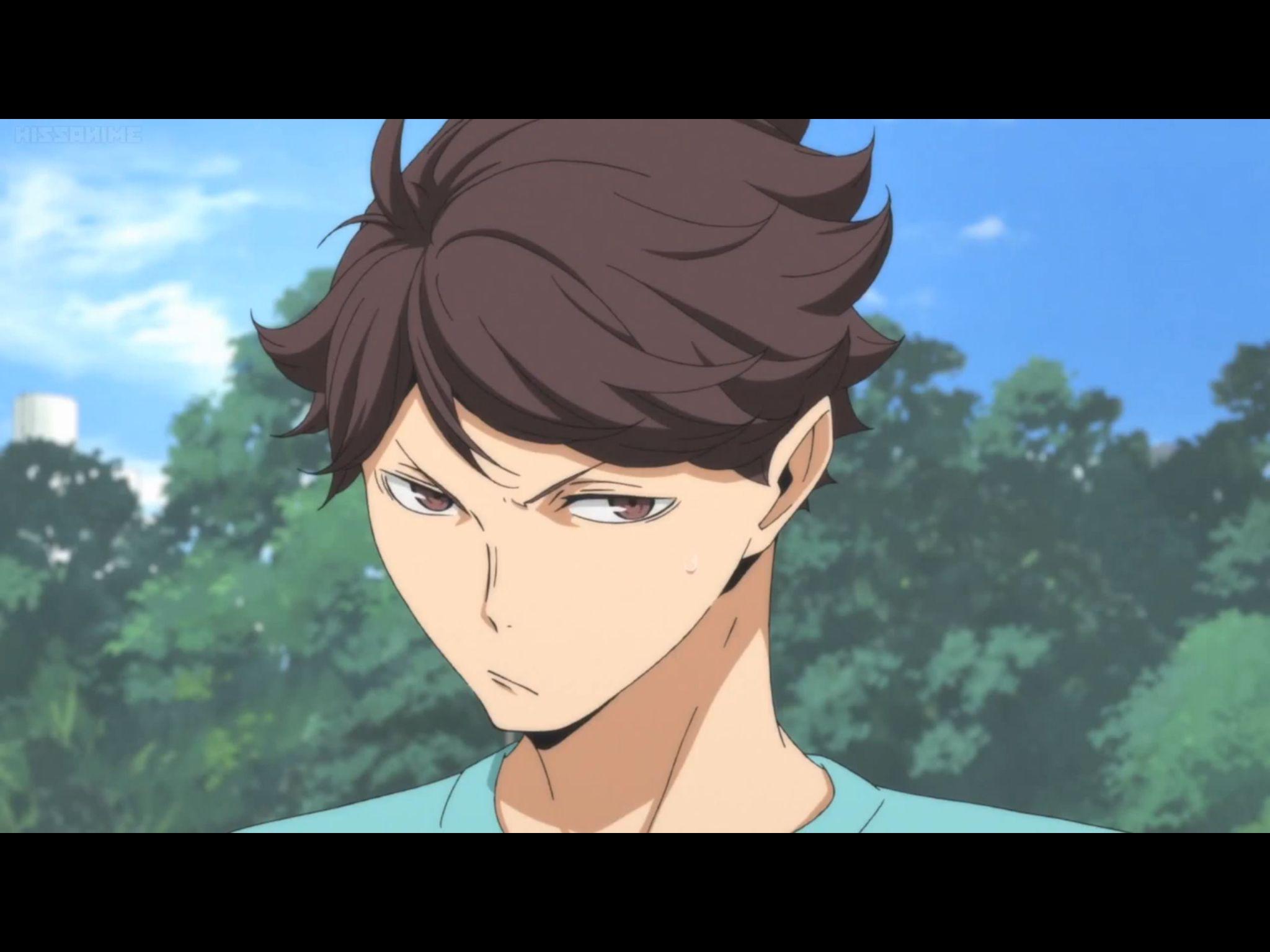 Haikyuu Pouty Face 3 Oikawa Haikyuu Haikyuu Anime