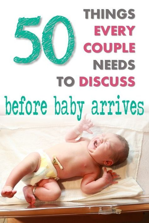 Discussion Questions to Prepare your Relationship for Baby #baby
