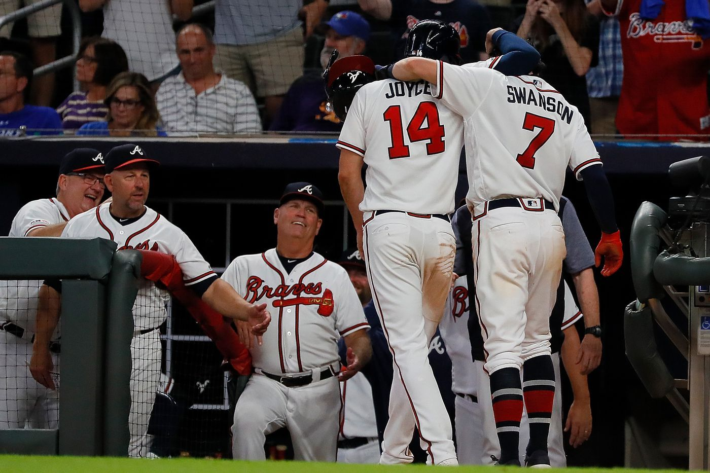 The 2019 Braves Are More Fun Than Your Favorite Team Atlanta Braves Braves Atlanta Braves Wallpaper