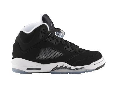 Air Jordan 5 Retro (3.5y-7y) Boys' Shoe - $120