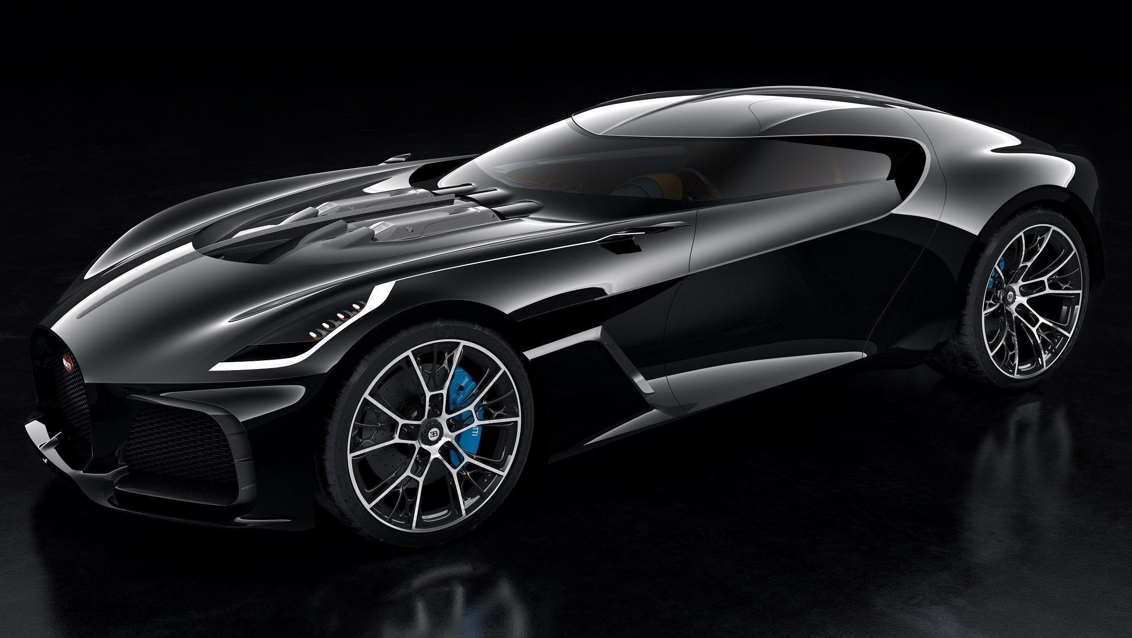 #Bugatti #ConceptCar #W16 #Coupe #Atlantic