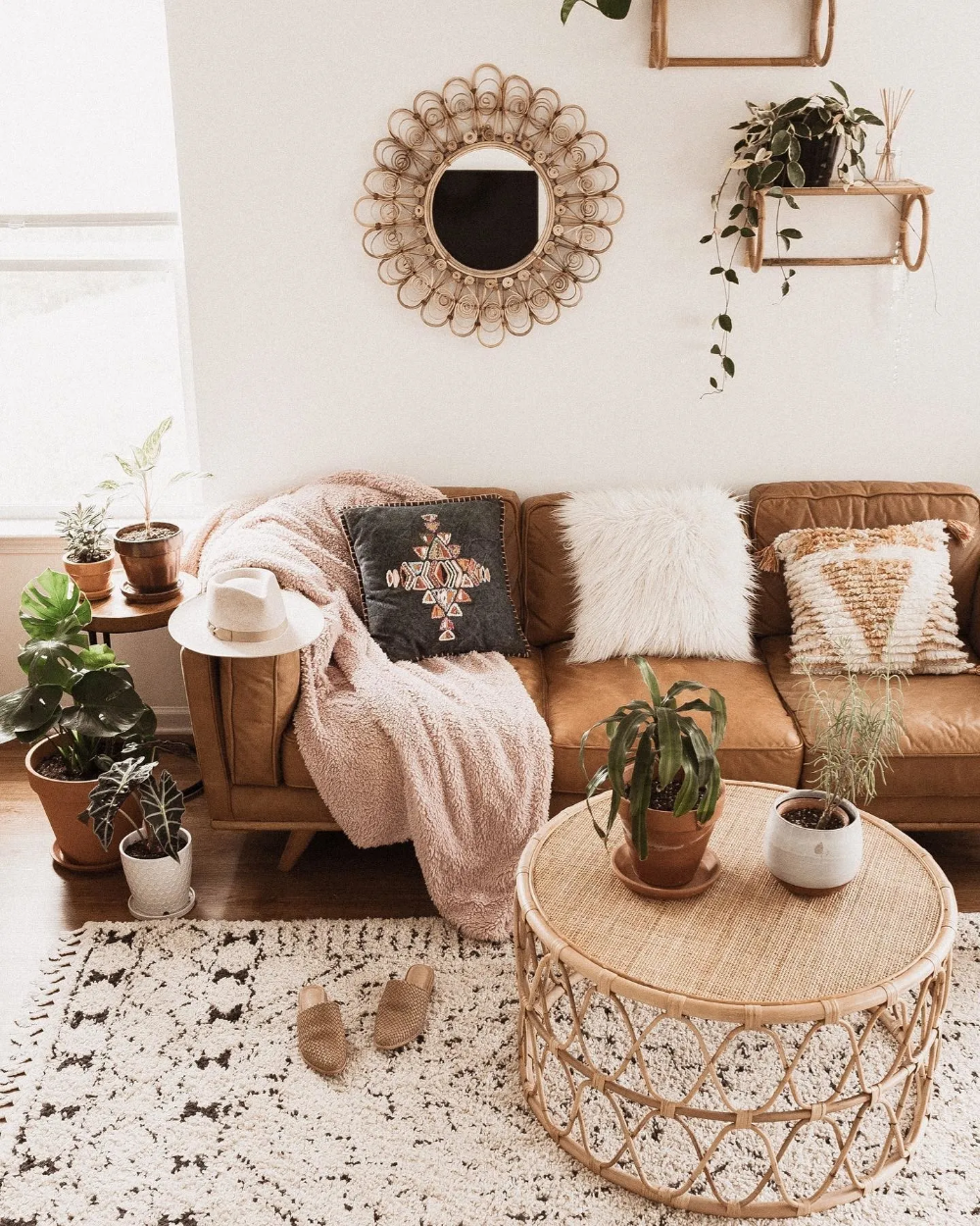 Timber Charme Tan Sofa Boho Living Room Living Room Designs Home Decor #tan #furniture #living #room