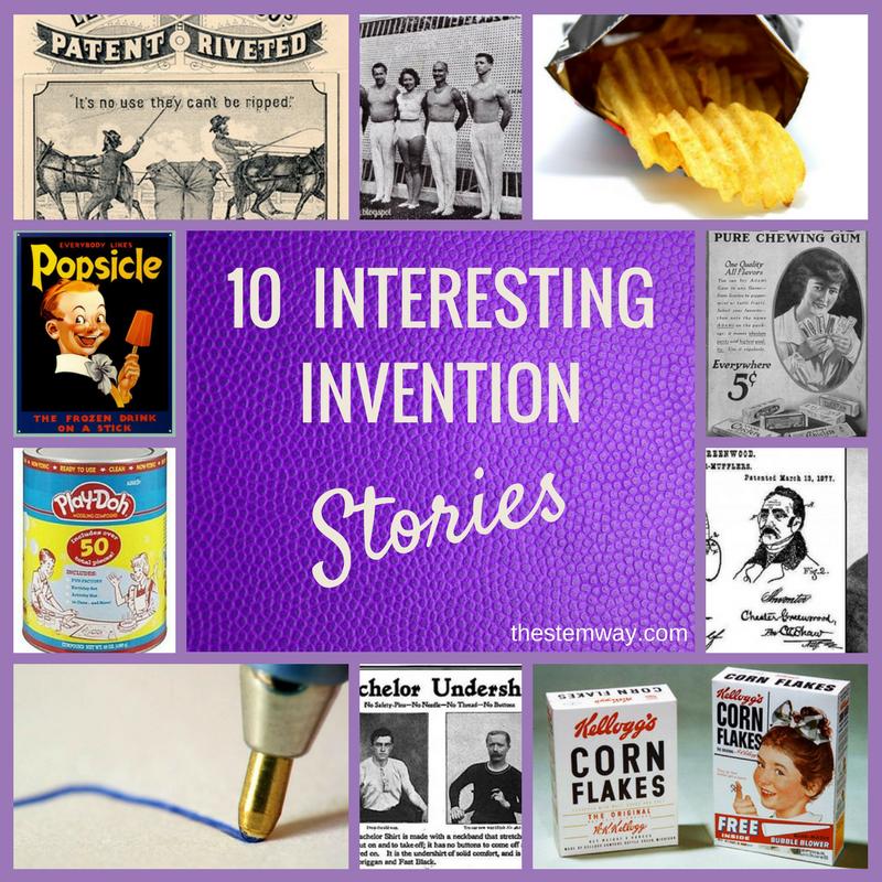 10 Interesting Invention Stories Alphabet Worksheets Preschool Fun Stem Activities Stem For Kids
