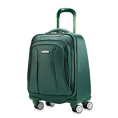 Buy Samsonite® Hyperspace XLT 17-Inch Boarding Bag in Ivy Green from Bed Bath & Beyond