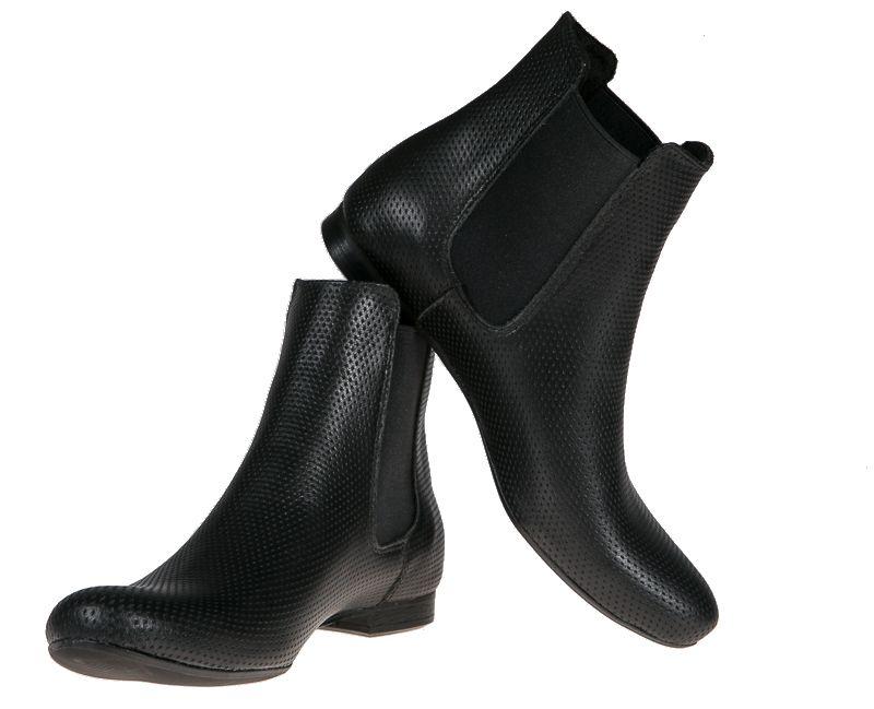 Excluzywne Botki Sztyblety W Czerni 1545cl 35 41 5674721646 Oficjalne Archiwum Allegro Chelsea Boots Boots Rain Boots