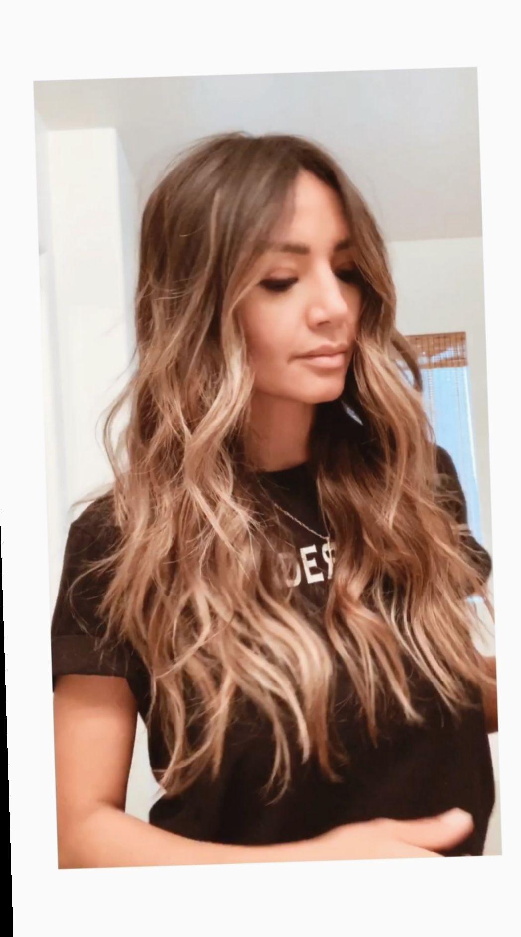 19 Hairstyles Long Videos Layers Long Layered Hair Hair Waves Hair Contouring
